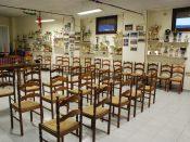 Il salone delle assemblee