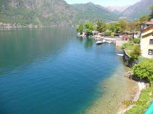 lago di Lugano verso Porlezza