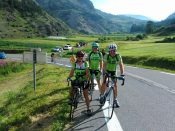 Cervieres salita al Col d'Izoard Tour 2014