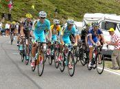 Tour de france 2014 Nibali al Col d'Izoard